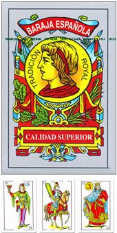 spanish cards games