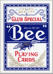 Bee 'Club Special' Playing Cards