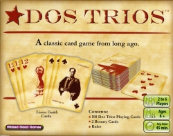 Dos Trios Card Game