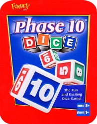 phase 10 dice game instructions